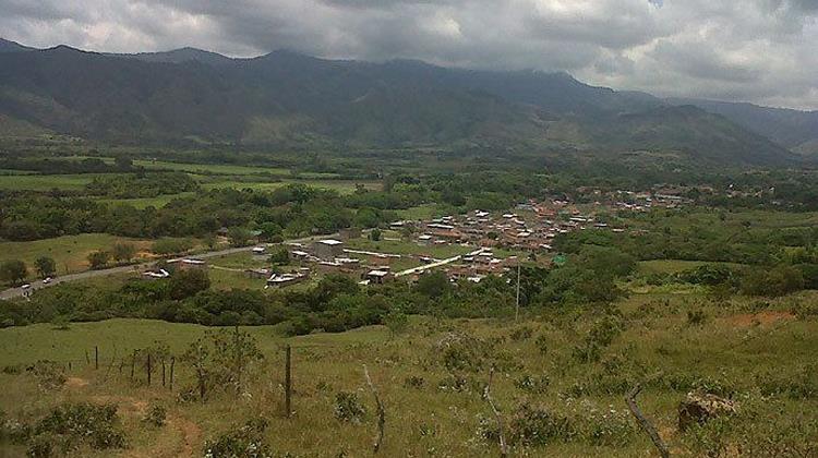 Caloto, Colombia